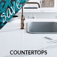 Countertops on sale this month at Ultimate Flooring in Cape, Sikeston, and Dexter!