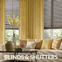 Graber blinds & shutters on sale this month at Ultimate Flooring in Cape, Sikeston, and Dexter!