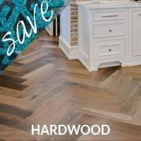 Hardwood flooring on sale this month at Ultimate Flooring in Cape, Sikeston, and Dexter!