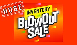 Lowest prices of the year on all Hard Surface Flooring! Inventory Blowout on Hardwood, Laminate, Luxury Vinyl and Tile - come and get it before it's gone!