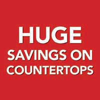 Save on countertops during our home makeover sale at Ultimate Flooring & Paint in missouri