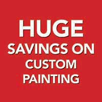Save on custom painting during our home makeover sale at Ultimate Flooring & Paint in missouri