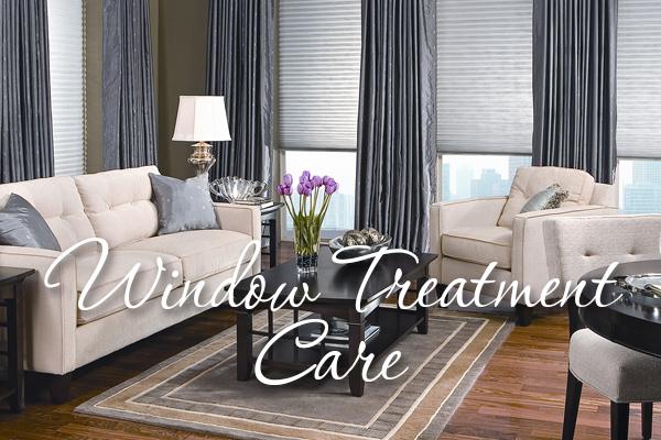 Window Treatment Care